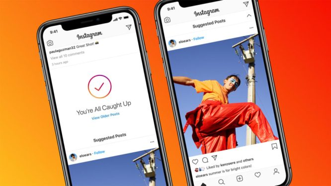 Instagram's new suggestion feature ensures your feed will never end