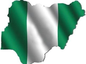 Nigeria-map-colour