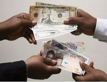 Naira on recovery path at all market segments
