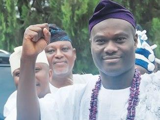 OONI of Ife, Oba Adeyeye Ogwunsi