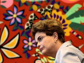 President Dilma Rousseff. PHOTO: REUTERS