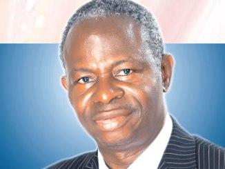 Pastor (Dr) E. O. Abina