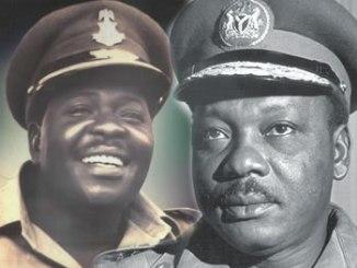 Adekunle Fajuyi and Aguyi Ironsi