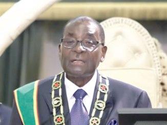 Robbert Mugabe