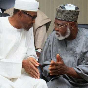 Buhari&Abubakar