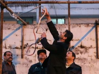 Iran hanger