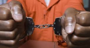 man on handcuffs
