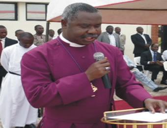 Bishop Olusina Fape