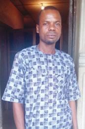 Mr Kazeem Lawal