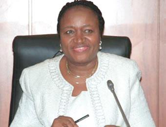 Sarah Alade, Deputy Governor, CBN