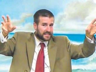 US pastor, Steven Anderson