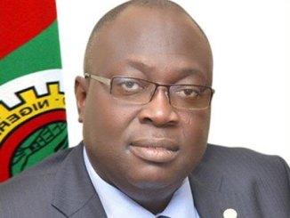 Group Executive Director of the Nigerian National Petroleum Corporation (NNPC), Dr Victor Adeniran.