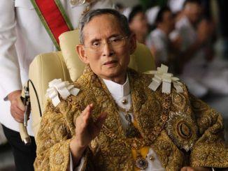 Thailand's King Bhumibol Adulyadej. PHOTO: ABC
