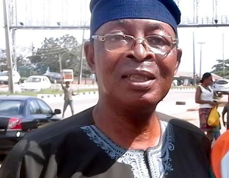 Chief Mabinuori Adegboyega