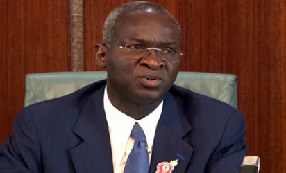 Road Repairs: FG'll Reimburse States Through Bonds, Says Fashola