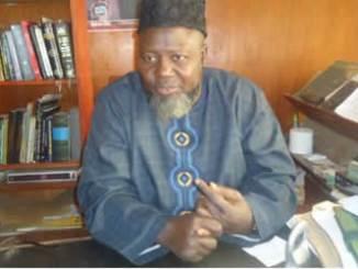Minister of Communications, Adebayo Shittu