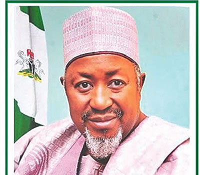Jigawa rainfall, Jigawa awards water supply, Lockdwon, Jigawa, isolation centre, covid-19, border, Jigawa roads projects