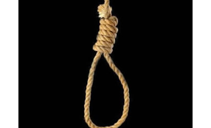 suicide, woman farmer hangs self
