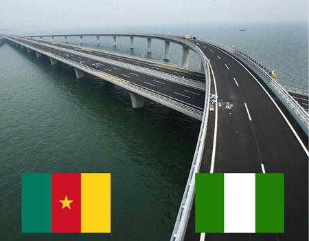FG awards $39.9m Cameroon-Nigeria border