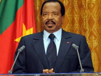 Paul Biya speaks about Boko Haram