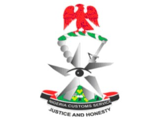 Nigeria Customs service logo