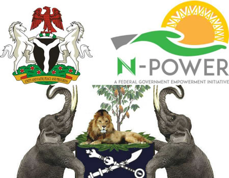 On stipends of Osun  N-Power volunteers
