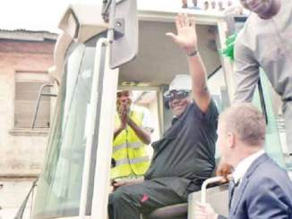 Rivers state governor - Nyesom wike