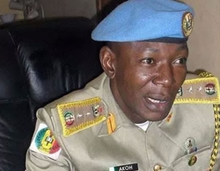 N1.4bn alleged fraud: ‎FG docks Peace Corps boss on 90-count charge