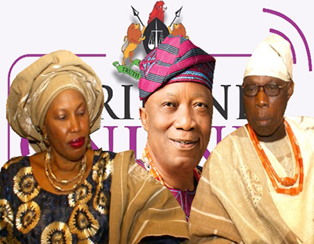 Obasanjo's wife files suit in Lagos court to stop son's wedding to Adebutu's daughter