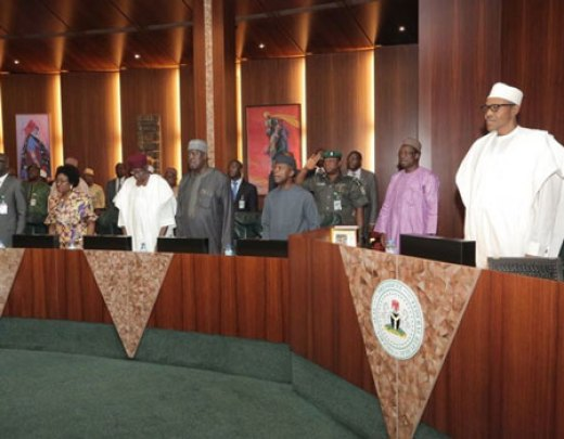 Buhari-FEC-meeting