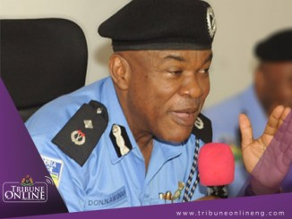 Commissioner of Police, Akwa Ibom state, Mr Donald Awunah