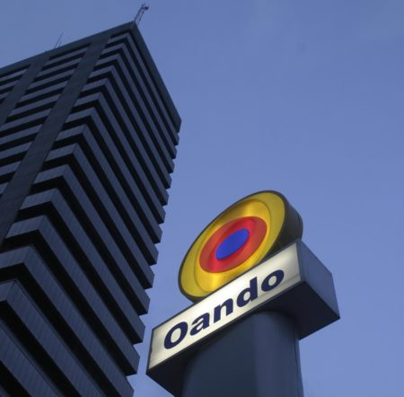 Oando, Oando employees raise