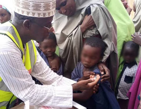 Trouble as Nigeria Meningitis Death Toll Approaches 500