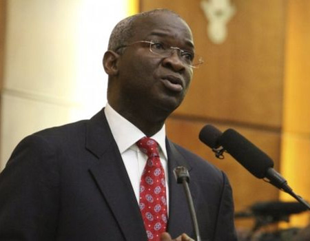 FG to commence procurement, projects, FG, Fashola, federal roads refund