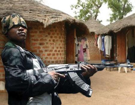 gunman-benue-state