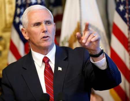 Vice President Pence urges Congress to complete Obamacare repeal