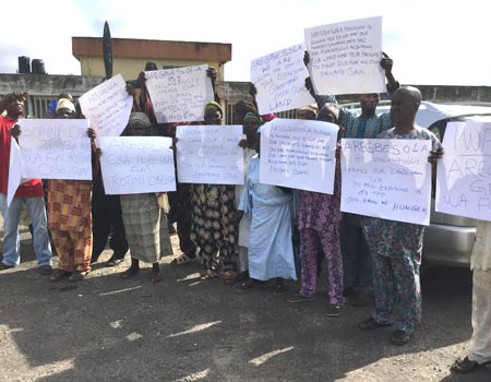 15 Ijesa communities protest against Aregbesola over land acquisition