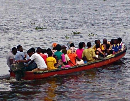 boat mishap, Thugs invade waterways jetties