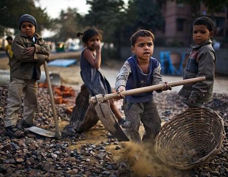 child labour situation