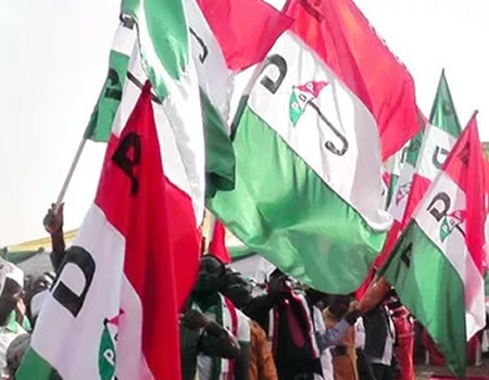 Lagos PDP crisis