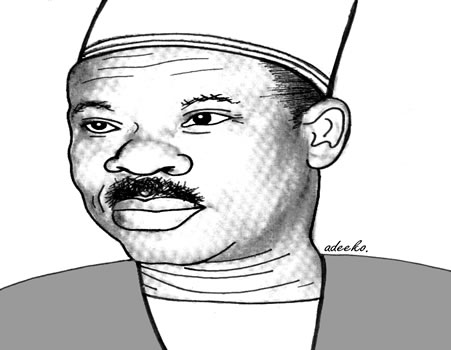 Amosun, the atypical politician, is 63