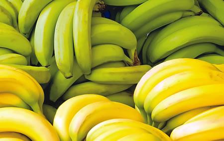 plantain, banana platform in Edo