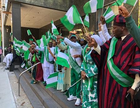 Nigerians in US