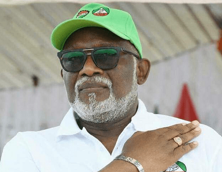 Akeredolu assures youths , Independence Day, Ondo, COVID-19, No plan to sack