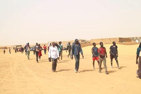 Libya, illegal migration