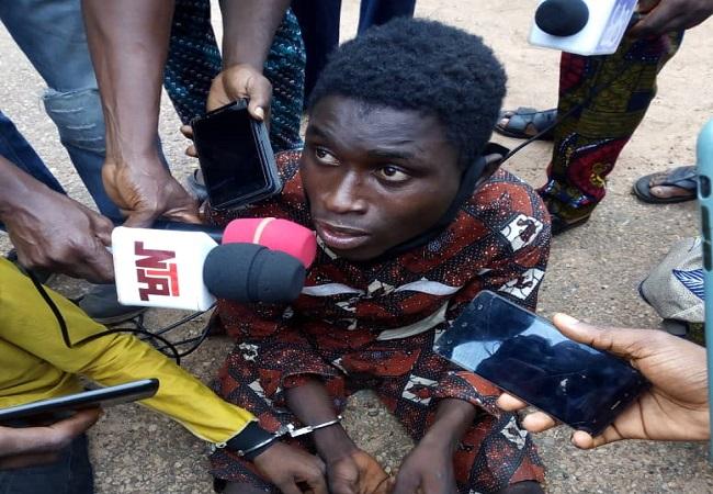 suspected Ibadan serial killer