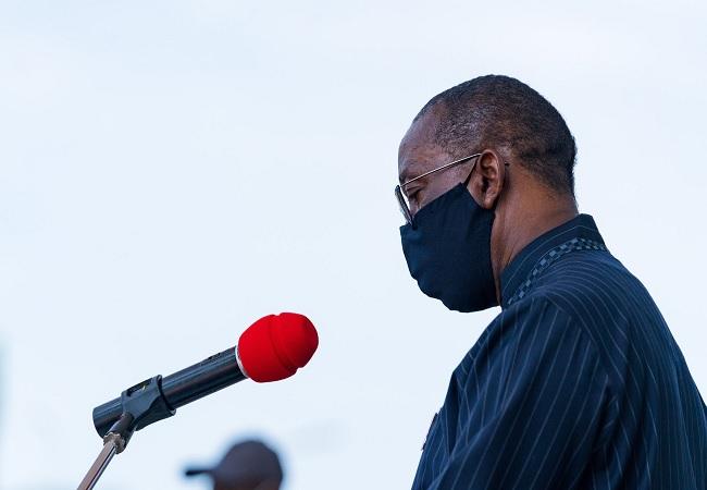 Okowa swears in SSG, NDDC Delta debt profile, Okowa, Delta private schools, teachers, delta court complex, council chairmen take oath, furniture vandalism
