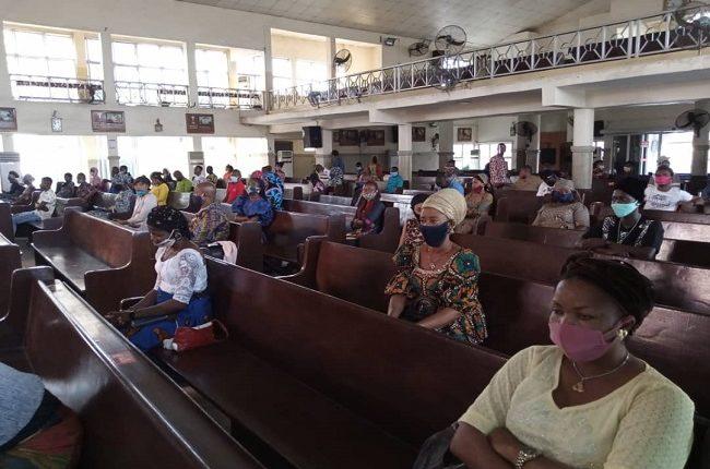 Churches reopen in Ogun