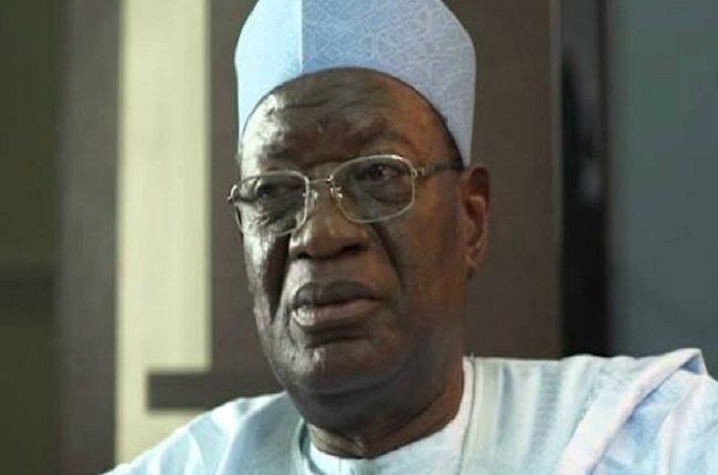 Buhari, Wada Maida, mourns
