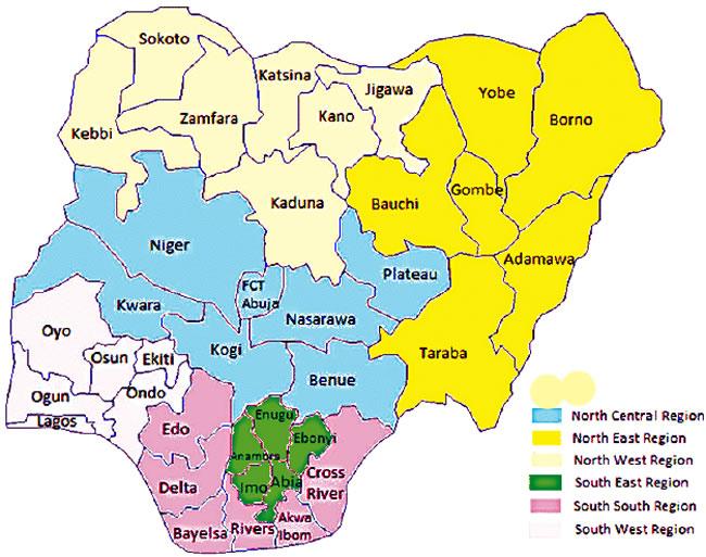 Nigeria, independence